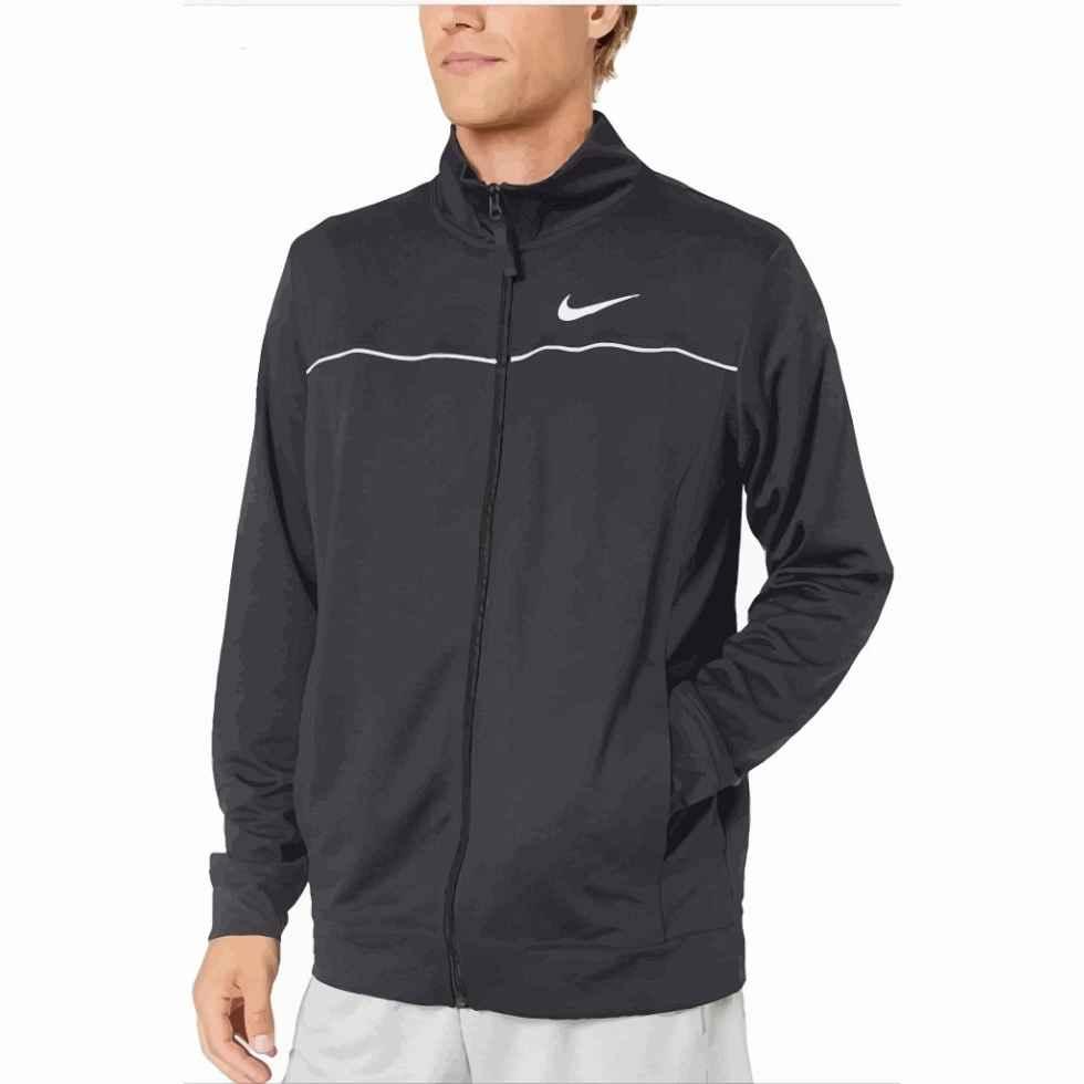 Nike basketball track jacket