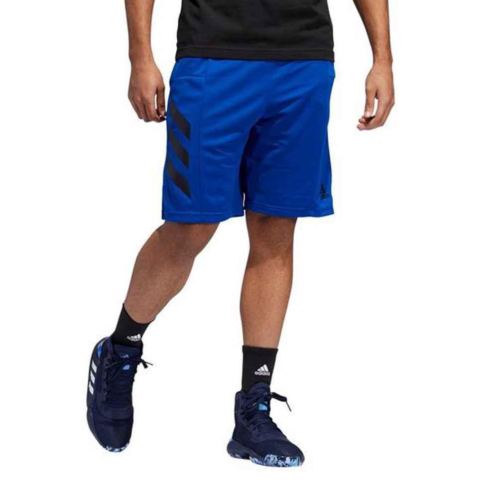adidas-sport-3-stripes-collegiate-royal-mens-shorts-9653A-EliteGearSports-3